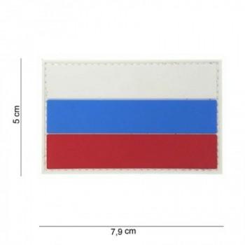 PARCHE PVC BANDERA RUSIA ORIGINAL