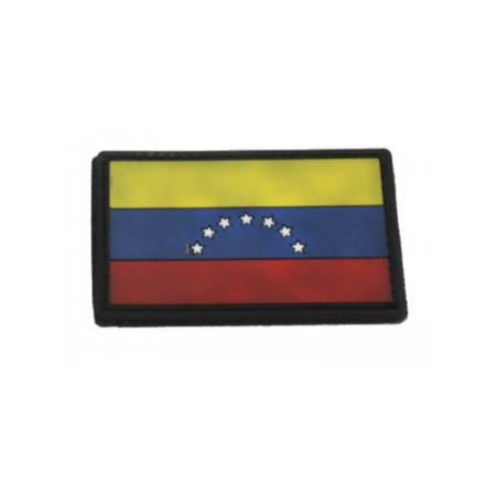 PARCHE PVC BANDERA VENEZUELA